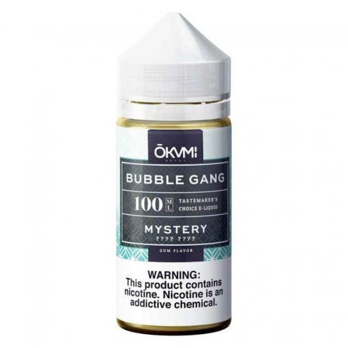 Mystery by Bubble Gang E-Liquid #1