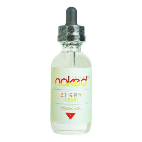 Berry Lush by Naked 100 Cream eJuice