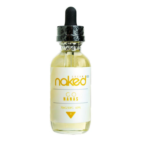 Go Nanas by Naked 100 Cream eJuice