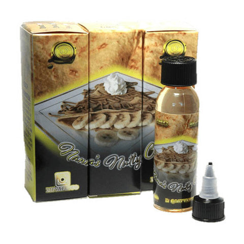 Nana's Nutty Crepe eJuice by MF Vapes Co eJuice