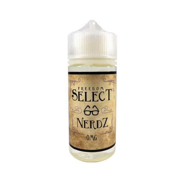 Nerdz Select by Freedom E-Liquid #1