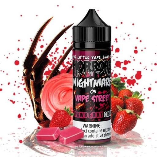 Nightmare on Vape Street by Little Vape Shop Of Horror E-Liquid #1