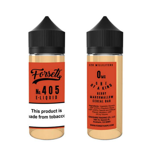 No. 405 by Forseti E-Liquid #1