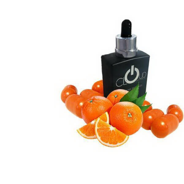 Orange Tic-Tac by Cloud eJuice #1