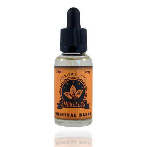 Original Blend by Smokeless Premium E-Juice