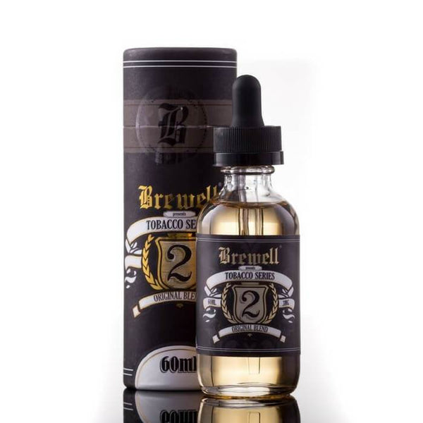 #2 (Original Tobacco) by Brewell Tobacco Series #1