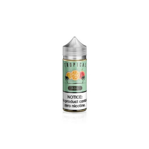 POG by Juice Roll Upz Tropical eJuice #1