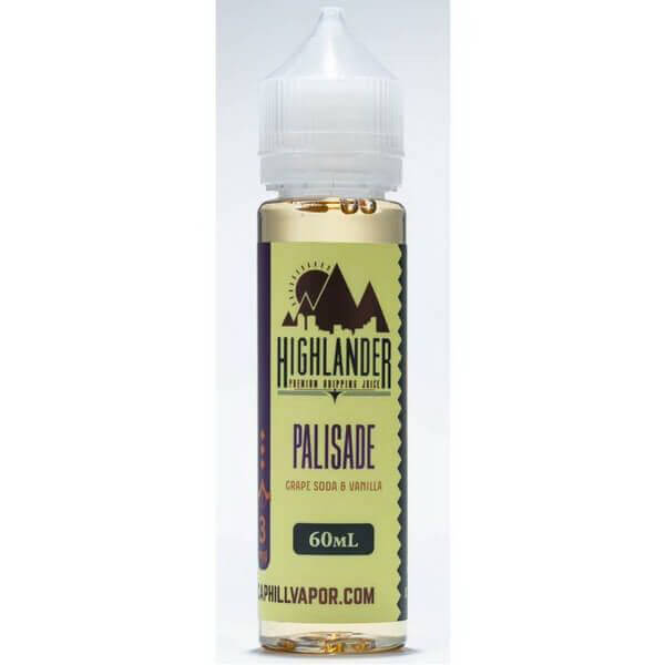 Palisade by Highlander Premium Dripping Juice E-Juice #1