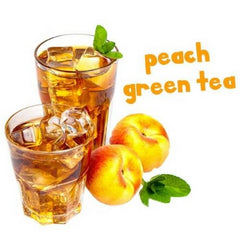 Peach Green Tea by Pink Spot Nicotine Salt E-Liquid