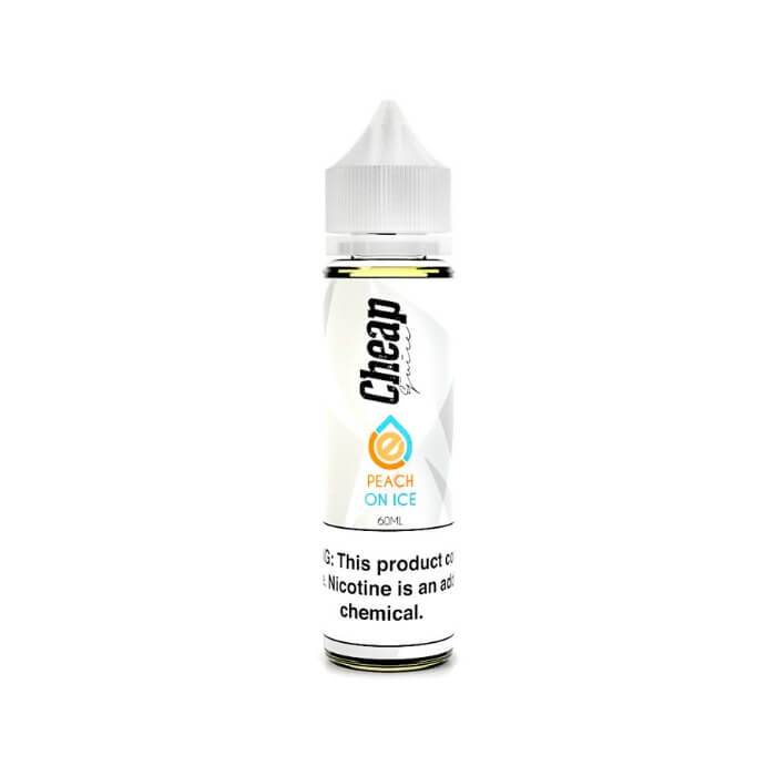 Peach On Ice by Cheap eJuice #1