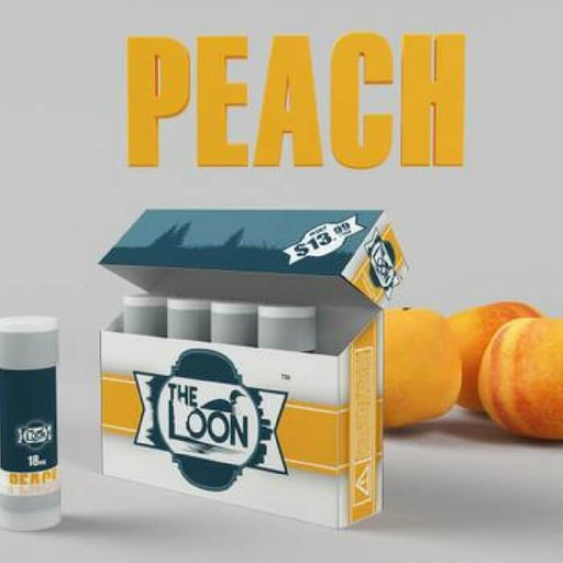 Peach Reload Shot (5 Pack) by The Loon eCig #1