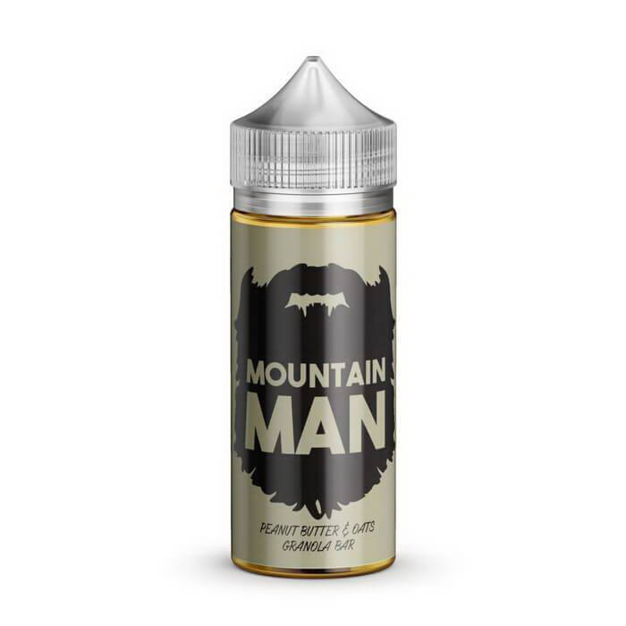 Peanut Butter Granola Bar Crunch by Mountain Man E-Liquid #1