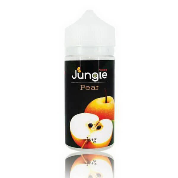 Pear by Jungle Vape eJuice #1