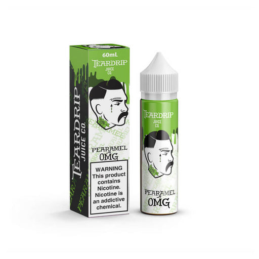 Pearamel by Teardrip Premium E-Liquid #1