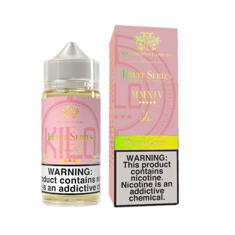 Peary Good by Kilo Fruit Series E-Liquids