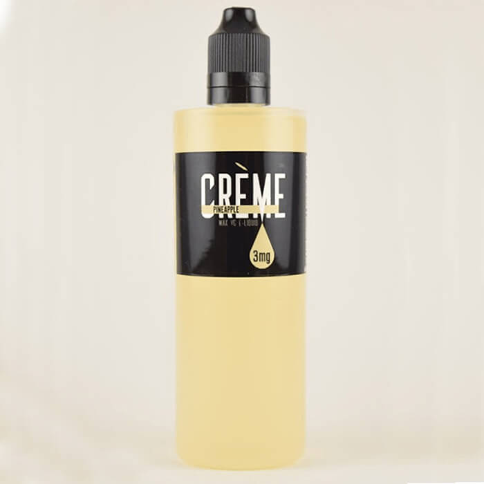 Pineapple Creme by Creme E-Liquid #1