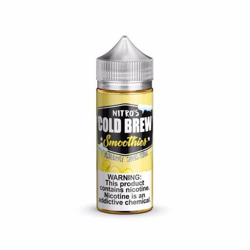 Pineapple Melon Swirl by Nitro's Cold Brew Smoothies eJuice #1