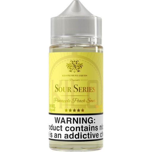 Pineapple Peach Sours by Kilo E-Liquids Sour Series #1