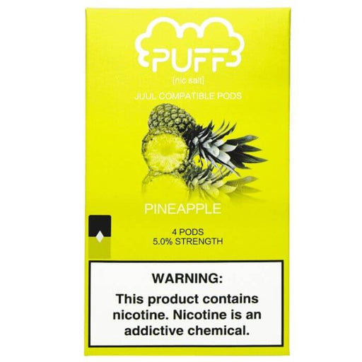 Puff Pods Pineapple