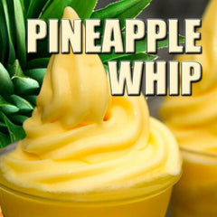 Pineapple Whip by Pink Spot Nicotine Salt E-Liquid