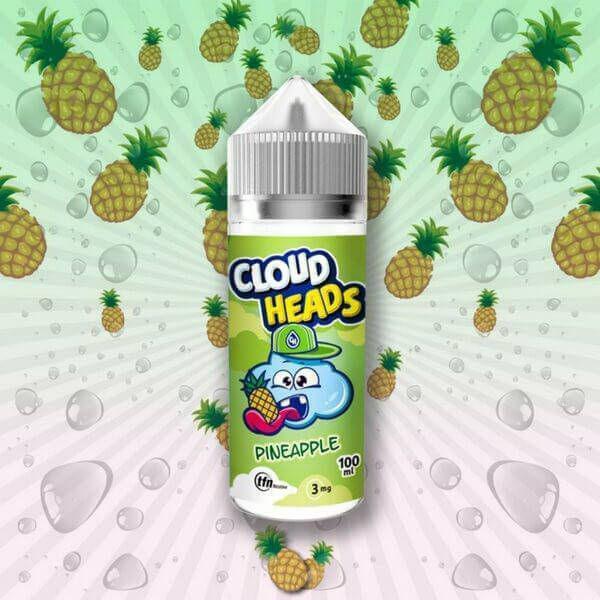 Pineapple by Cloud Heads E-Liquid #1