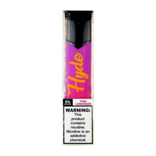 Pink Lemonade Disposable Device by Hyde Color Edition