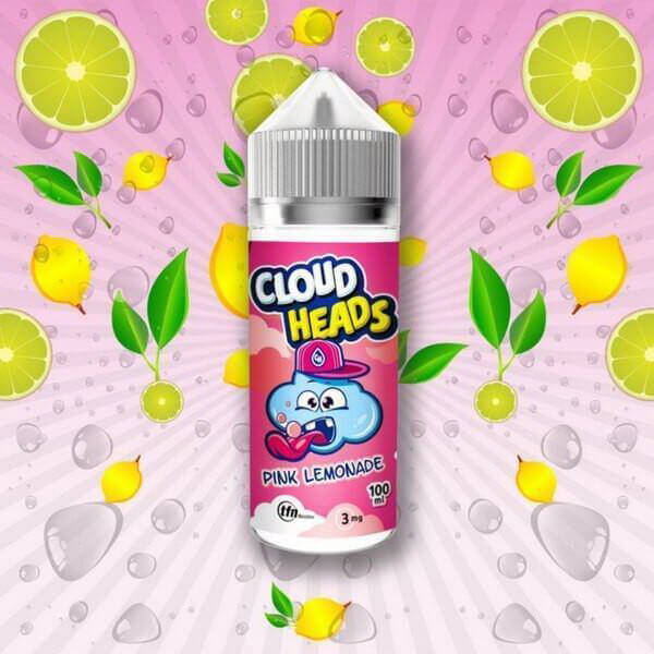 Pink Lemonade by Cloud Heads E-Liquid #1