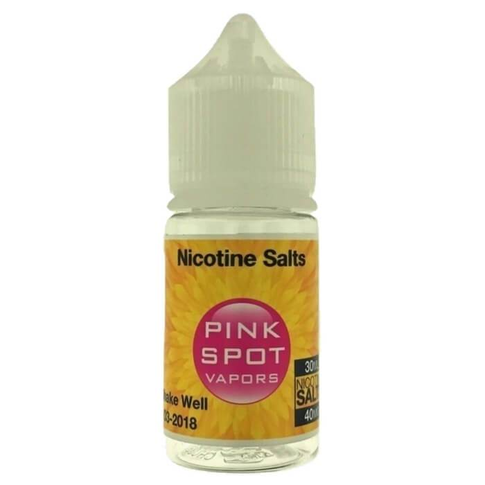 Fresh Strawberry by Pink Spot Nicotine Salt E-Liquid #1