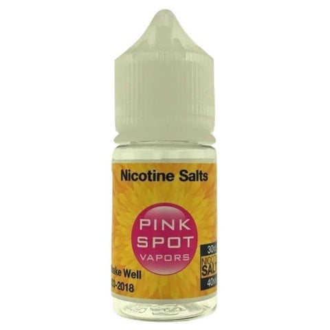 Pumpkin Spice Chai Tea by Pink Spot Nicotine Salt E-Liquid #1