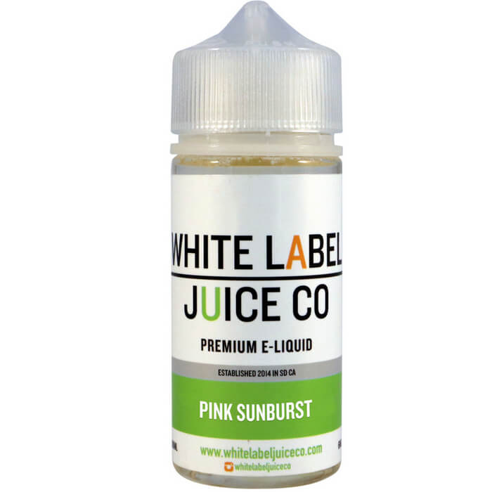Pink Sunburst by White Label Juice Co #1