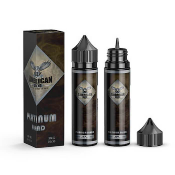 Platinum Blend by American Legend Vape Company E-Liquid #1