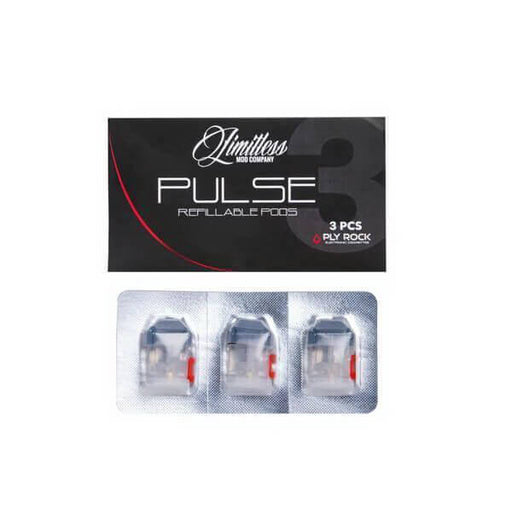 Ply Rock Pulse Replacement Pod (3 Pack) by Limitless Hardware #1
