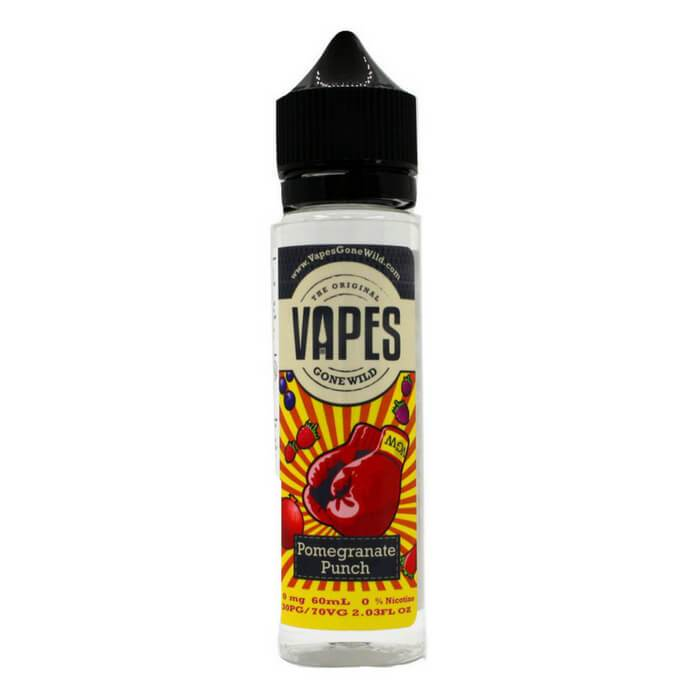 Pomegranate Punch by Vapes Gone Wild E-Liquid #1