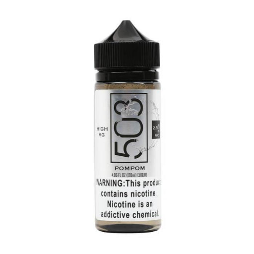 Pompom (High VG) by 503 eLiquid