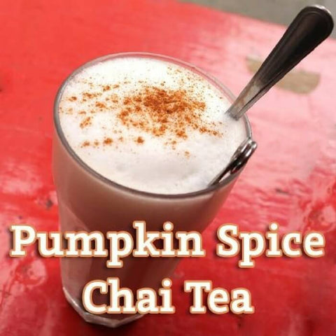 Pumpkin Spice Chai Tea by Pink Spot Nicotine Salt E-Liquid #2