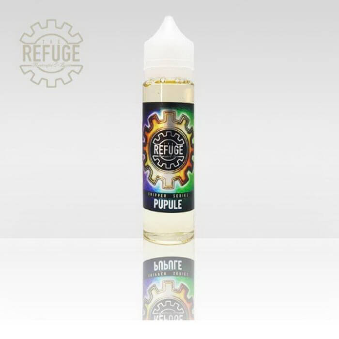 Pupule by The Refuge Handcrafted E-Liquid #1