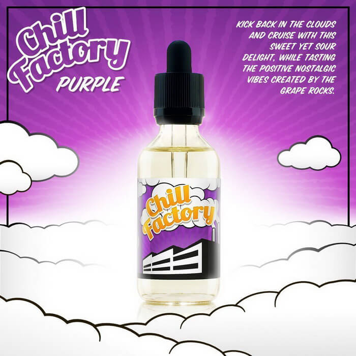 Purple by Chill Factory eJuice #1