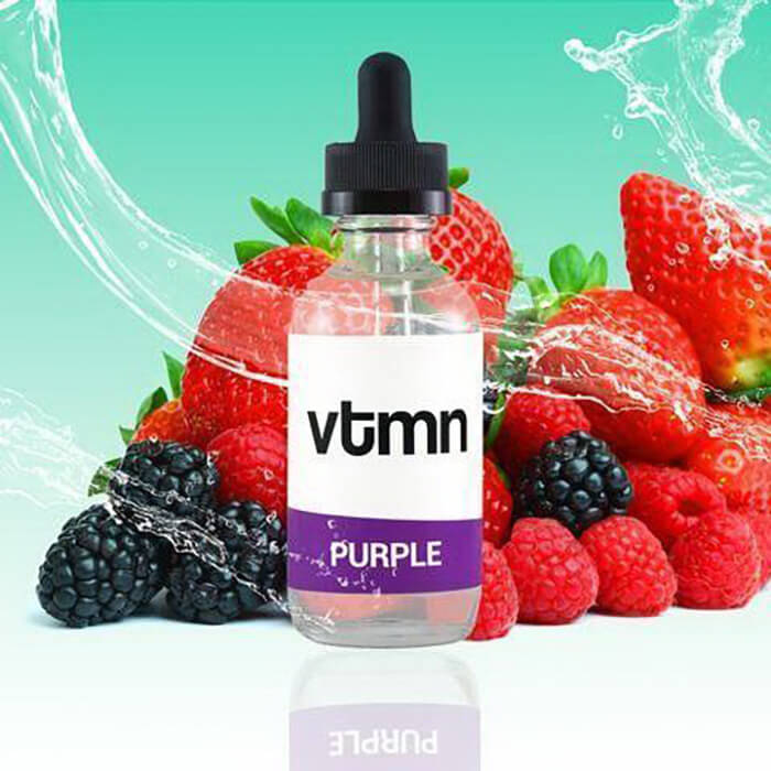 Purple by VTMN (Vitamin) E-Liquid #1