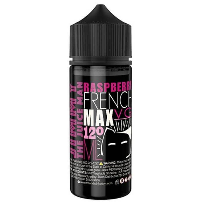 Raspberry French by Jimmy The Juice Man E-Liquid