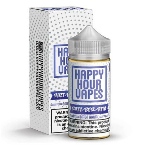 Razz Ber Rita by Happy Hour Vapes E-Liquid #1