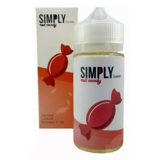 Red Candy by Simply Sweet E-Liquid #1