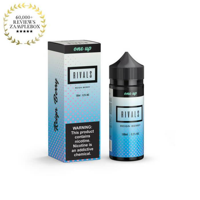 Reign Berry Rivals by OneUp Vapors #1