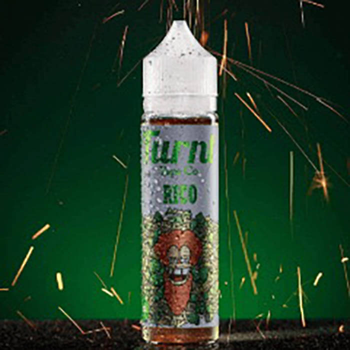 Rico by Turnt Vape Co. eJuice #1