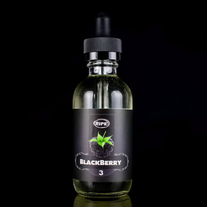 Ripe Blackberry by 5ive eJuice #1