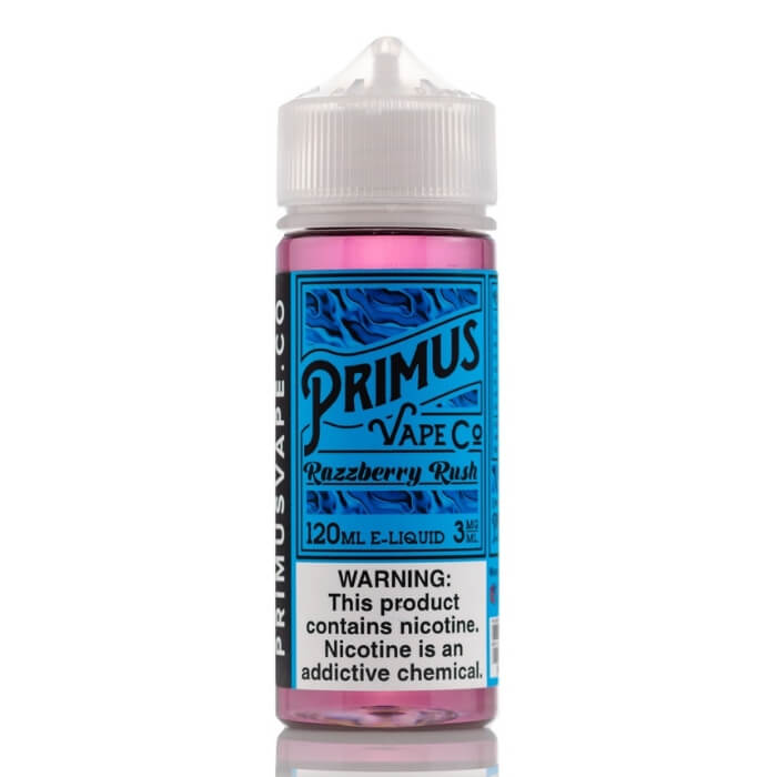 Riptide Razz by Primus Vape Co eJuice #1