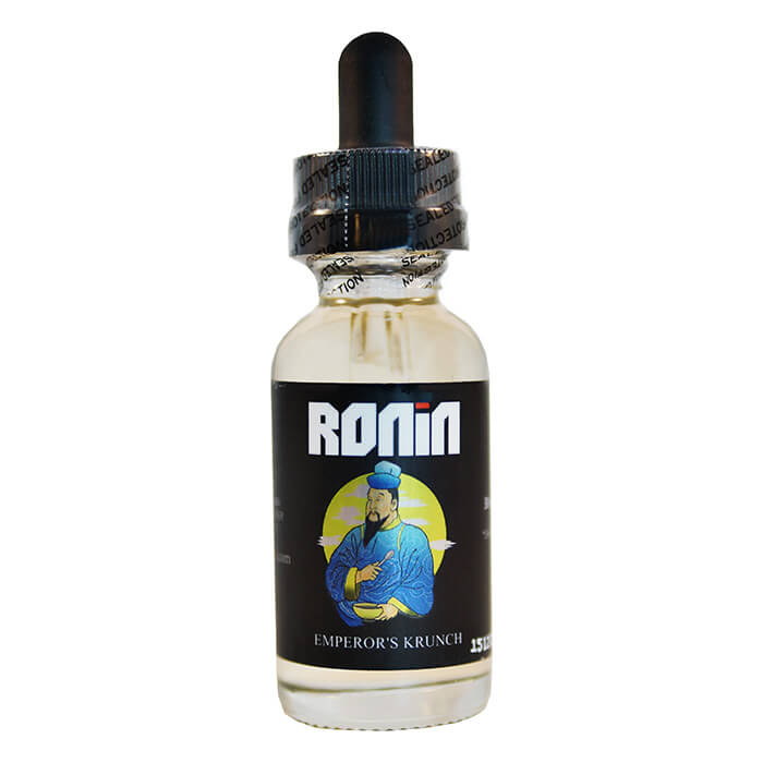 Emperor's Krunch by Ronin Vape Co eJuice #1