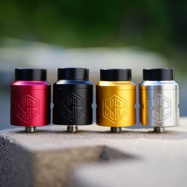 Ronin Mods X2 24mm RDA #1