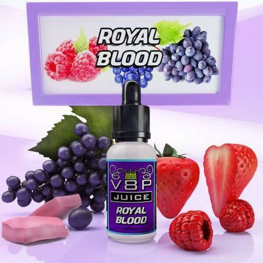 Royal Blood by V8P Juice E-Liquid #1