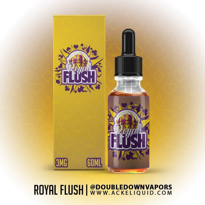 Royal Flush by Double Down Vapors #1