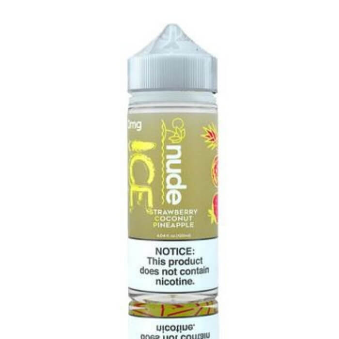SCP Ice by Nude Premium eJuice #1